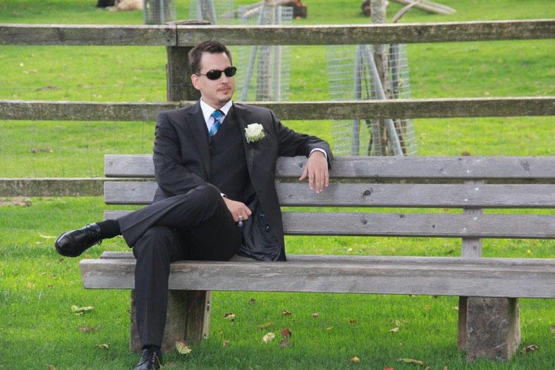 Traum Hochzeit geniessen Trauung