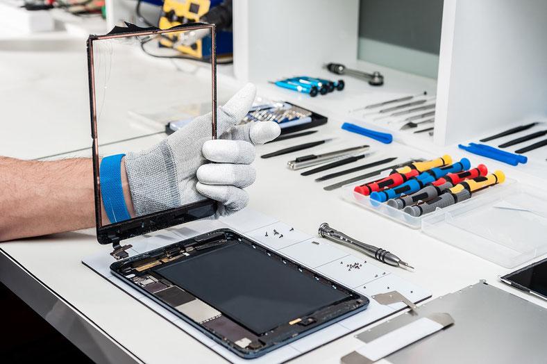reparation iPad 4 Paris antony viry châtillon evry massy