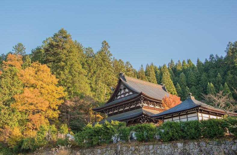 Higashiyama Walking Course a Takayama