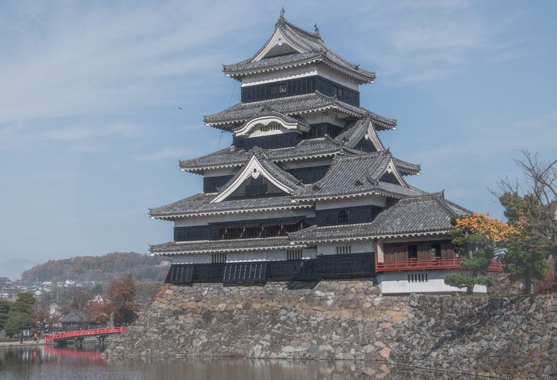 Il Castello del Corvo, il Castello di Matsumoto