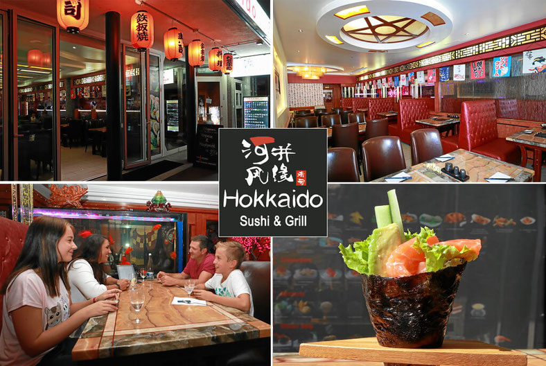 Asiatisches Restaurant Hokkaido mit All you can eat in Weil am Rhein