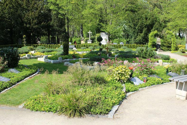 Bestattungsgarten in Köln