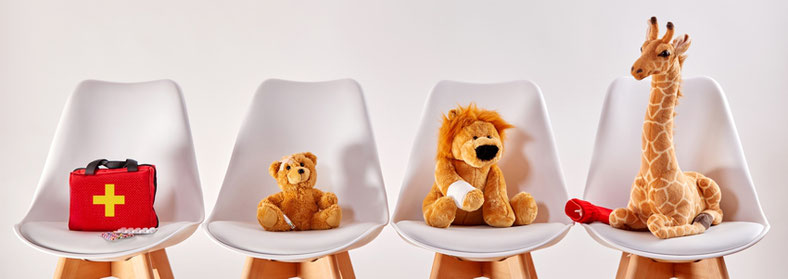 Erste Hilfe am Kind Notfall-ABC