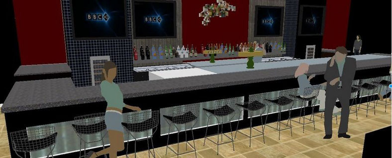 Spring Bar Design - Perspective view