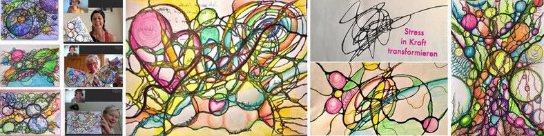 KreativTrans-Neurographik Gastbeitrag von Anette Unger