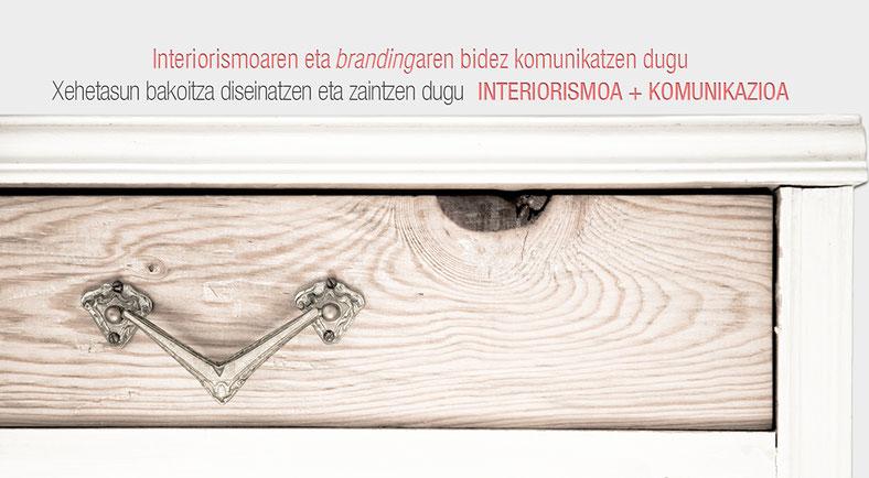 Bitarte Arquitectura + Comunicacion / zerbitzuak: interiorismo korporatiboa + styling / www.bitartearquitectura.com