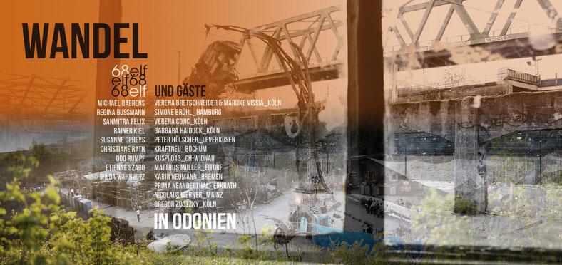 13.09. - 06.10.2013 / Nachspeicher 23 e.V. Hamburg