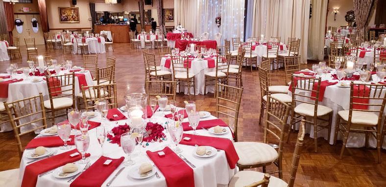 Wedding Photos - La Luna Banquet Hall - Wedding Venue in