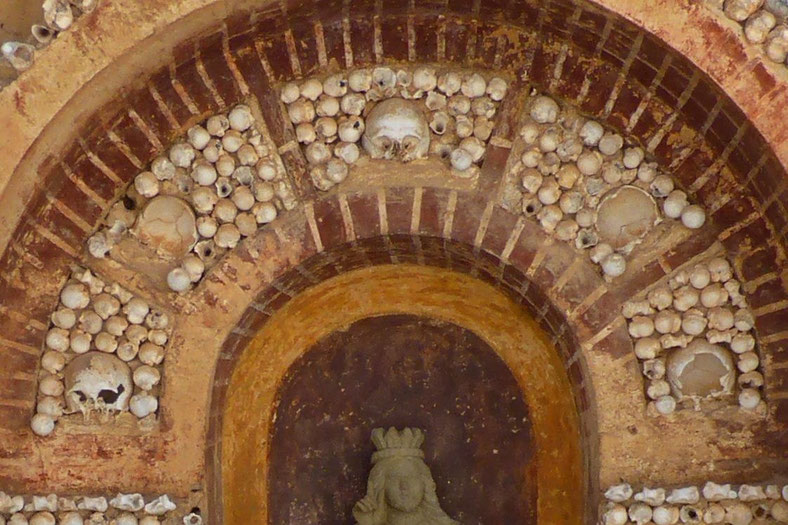 The bone chapel