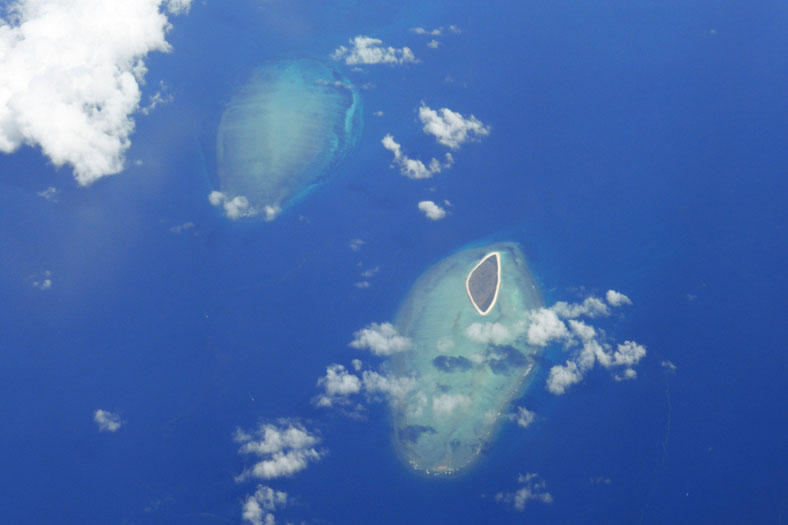 Masthead Island and Polmaise Reef