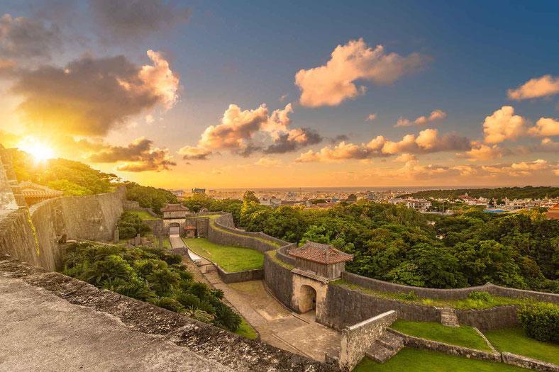 Die 3. Blue Zone Okinawa in Japan