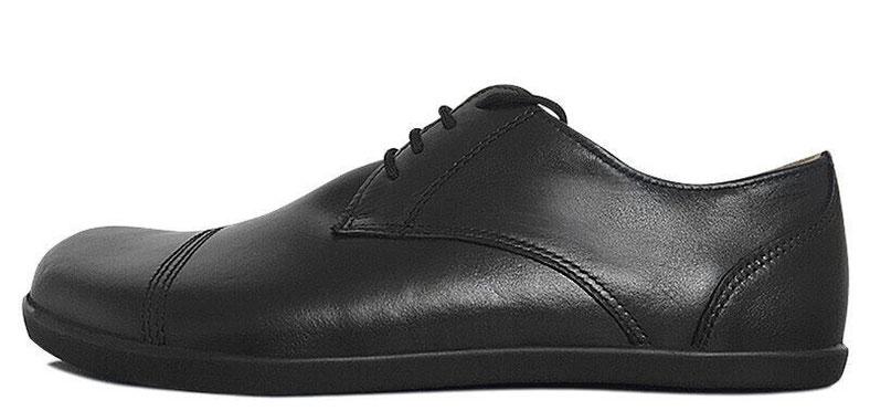 Senmotic Business barefoot shoes - Bright F1 Black/Black