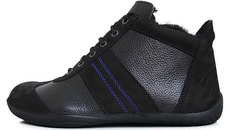 Senmotic barefoot shoes - Storm H1 Black/Blue