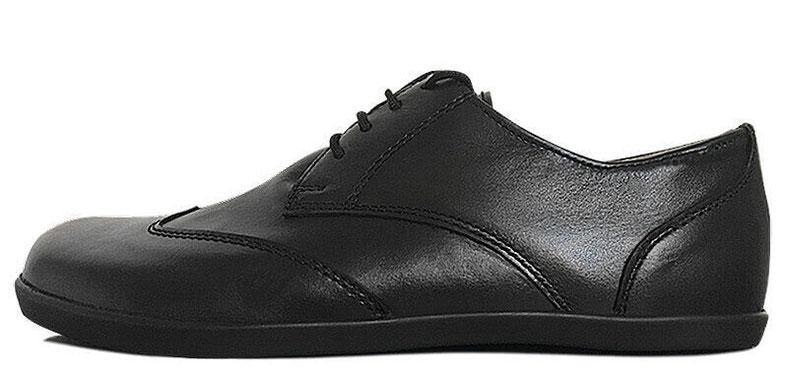 Senmotic Business barefoot shoes - Fine F1 Black/Black