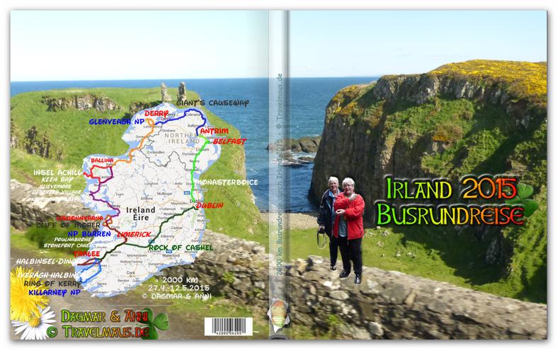 Fotoalbum Irland 2015,verkleinert auf < 2,9 MB , 36 Seiten ...klick an und starte!