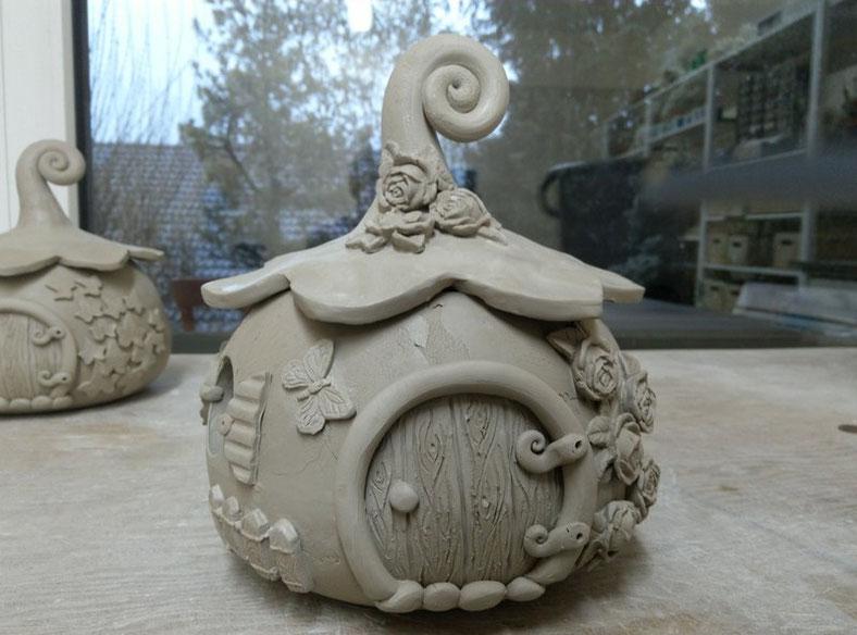 Individuell hergestellte Keramik