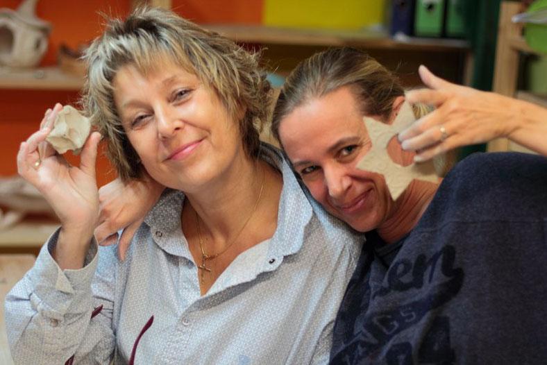 Wochenendworkshop Töpferkurs Keramik Fleury
