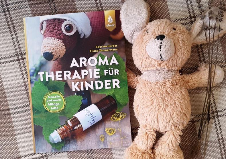 buch aromatherapie für kinder ulmer verlag eliane zimmermann sabrina herber