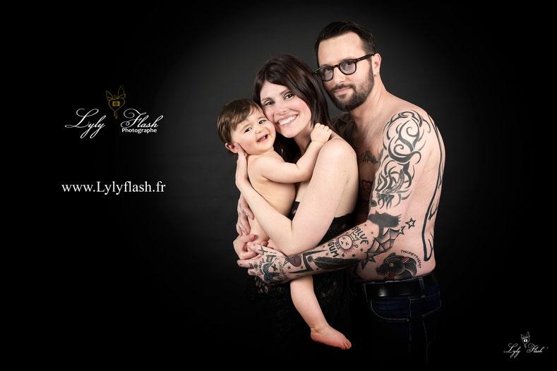 Photographe bébé var famille