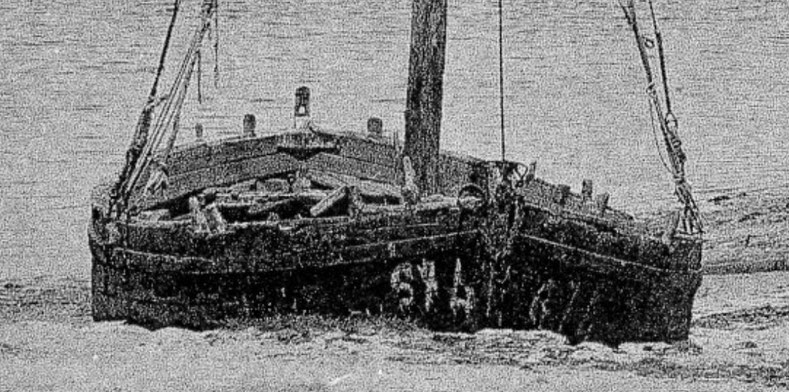 La gabare Annette 1894