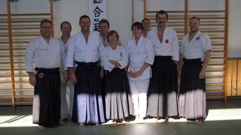 Aikido Schärding Sportunion Schaerding Sport Verein Oberösterreich Oberoesterreich Österreich Oesterreich Gabriel Richard Mayrhofer CSI