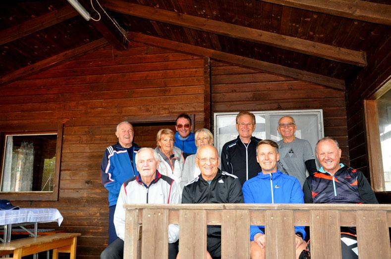 Gruppenfoto Tennis Schärding Schaerding Waldemar Hufnagl