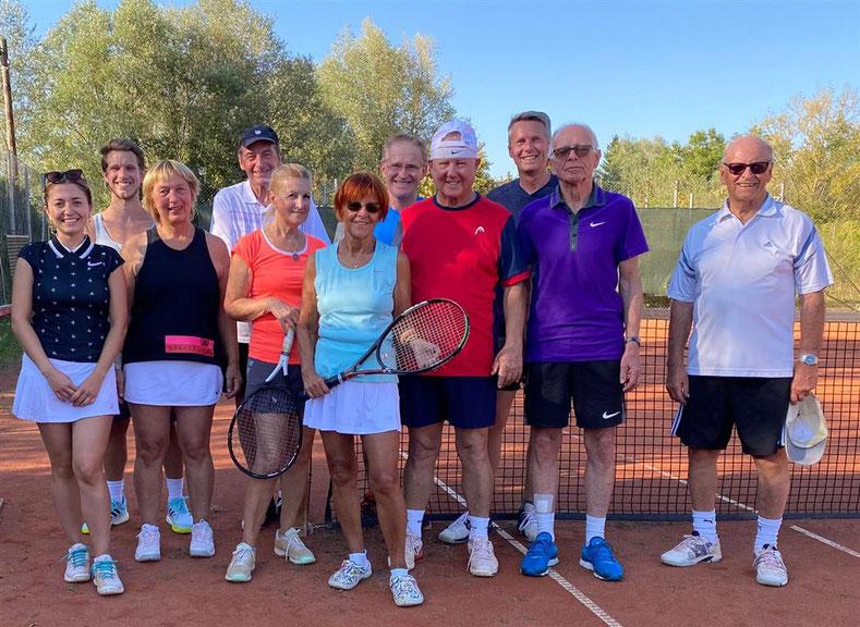 Saisonabschluss Tennis Sportunion Schärding 2021