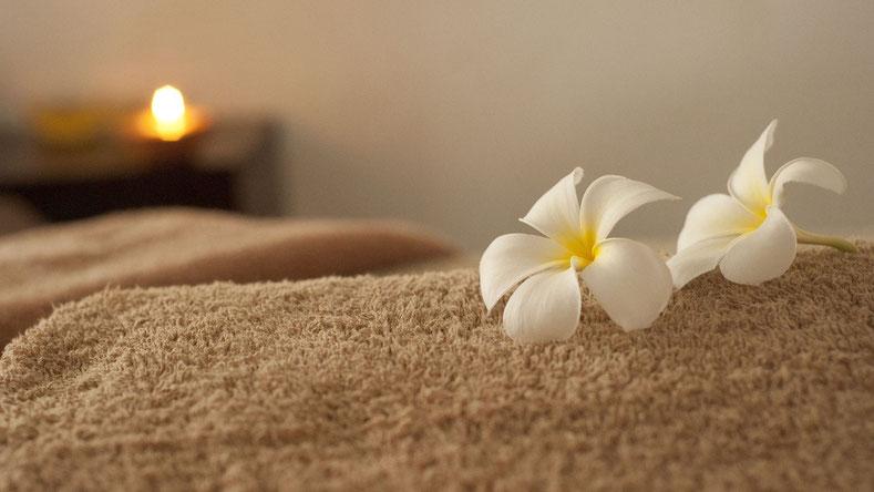 Creiamo atmosfera e ambiente ideale per massaggio