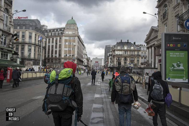 Cours de photographie et formations en photo à Bruxelles avec un indépendant photographe professionnel