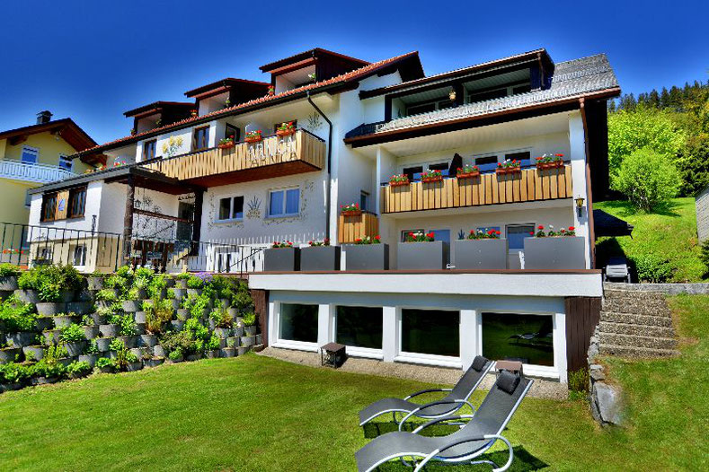 Hotel Arnica im Schwarzwald mit Schwimmbad