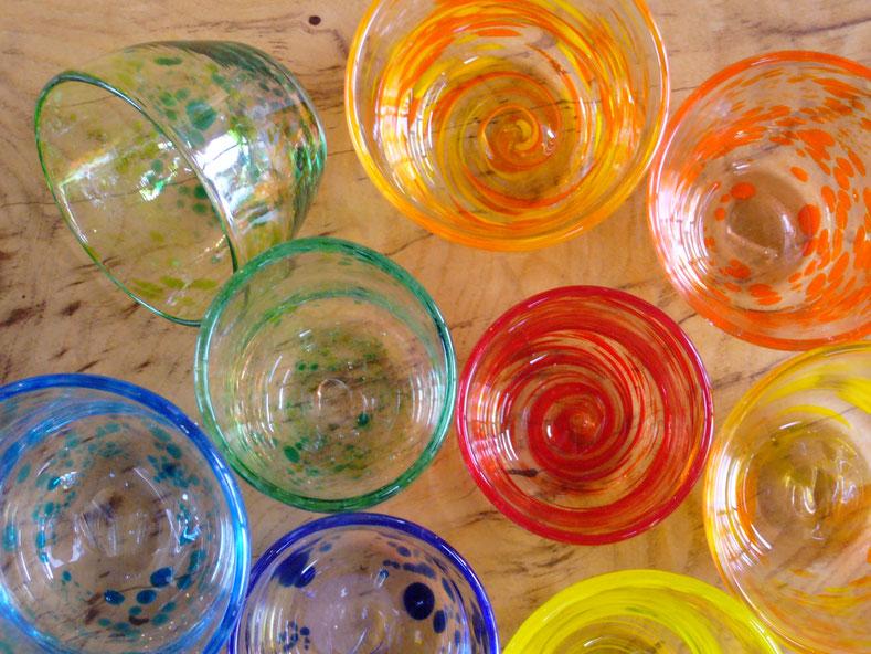 那須:体験:吹きガラス