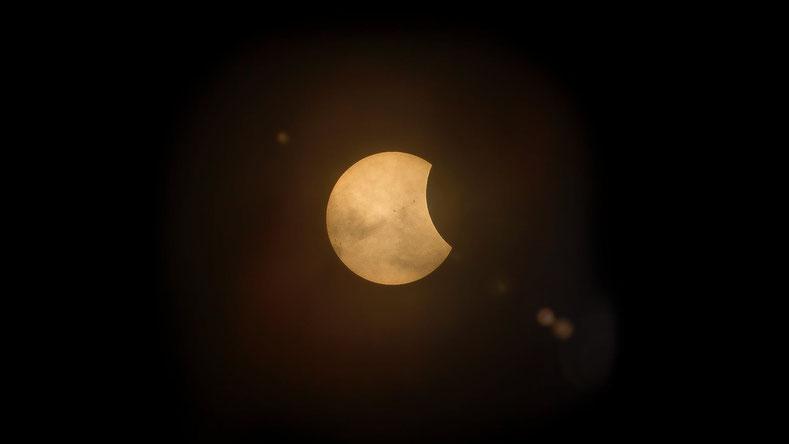 Солнечное затмение в Ведической астрологии Джйотиш. Пуджа на затмение онлайн
