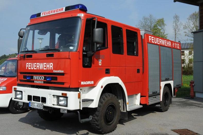 Löschgruppenfahrzeug LF 8/6 Florian Seebach 43/1