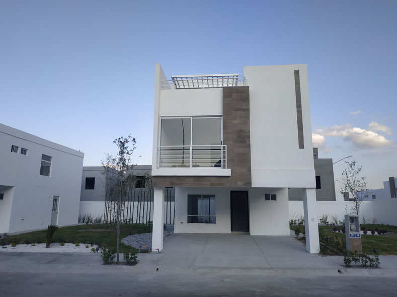 Casa modelo Verona Brianzzas Residencial Escobedo