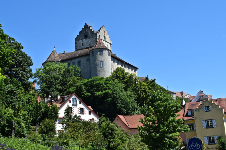 Best Day trips from Zurich - Meersburg