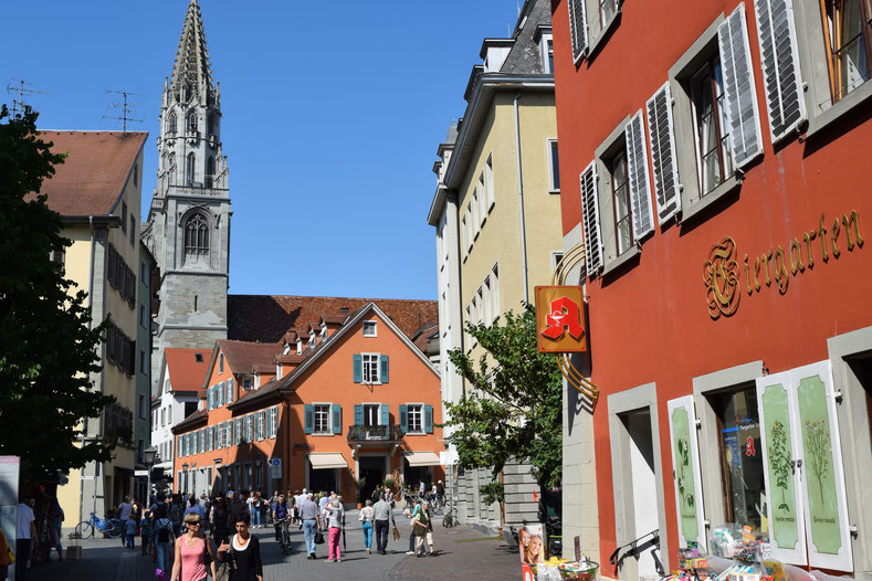 Best Day trips from Zurich - Konstanz