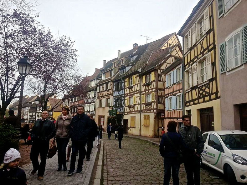 Best Day trips from Zurich - Colmar