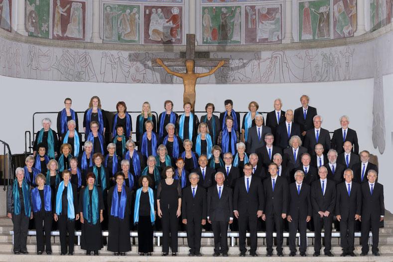 Vielen Dank an unsere treuen Kunden vom Gleiberger Gesangsverein für das Foto