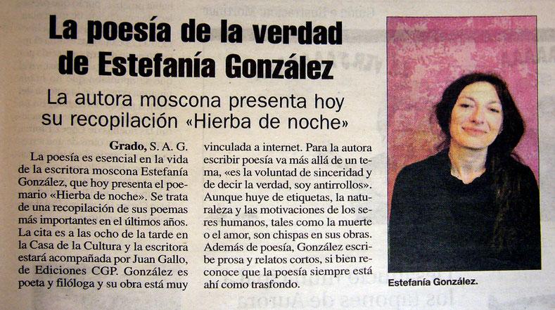 Estefanía González
