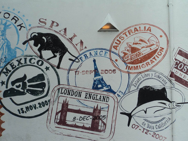 visas touristiques - tour du monde