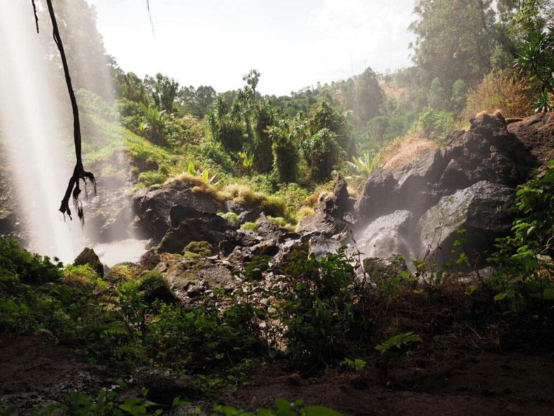 Mount Elgon, Sipi Falls