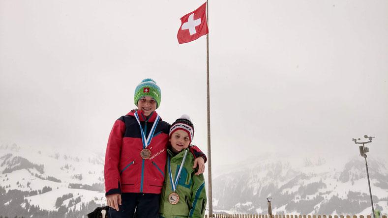 Schülerskirennen Marbach 2019