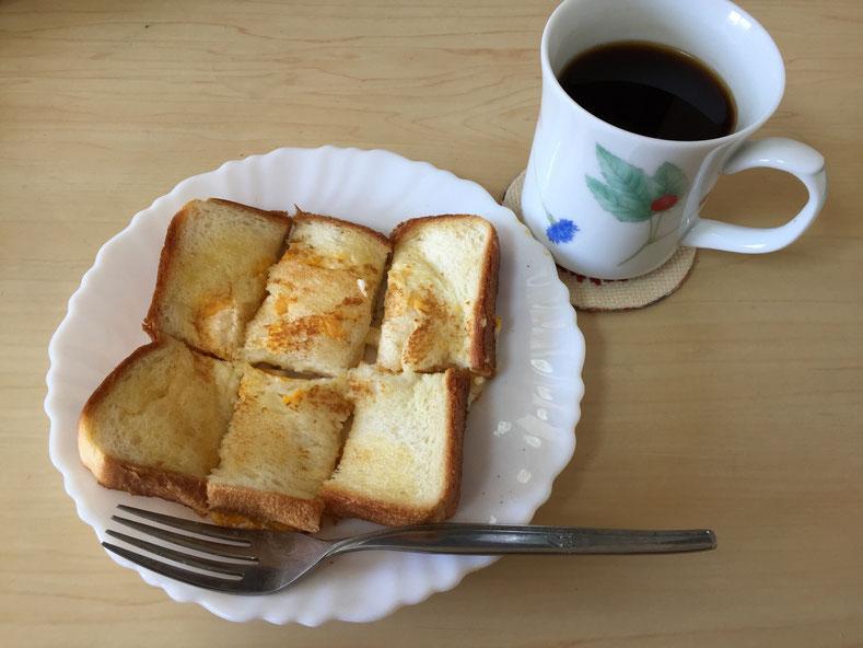 茶谷順子 イラスト 卵パンイラスト