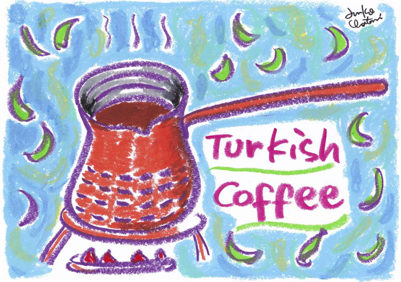 ターキッシュコーヒー、ジェズベ