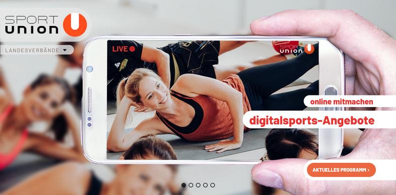 SPORTUNION digitalsports | #fitinsneuejahr  Auf geht's! Unsere interaktive Livestream-Plattform DIGITALSPORTS, aufgrund des Corona-Lockdowns im April ins Leben gerufen, bietet seit November 2020 wieder vermehrt Angebote! Die Trainerinnen und Trainer unser