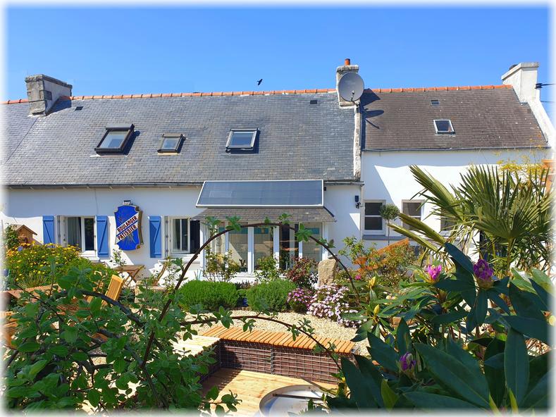 Ferienhaus Bretagne von privat mieten. Urlaub mit Hund in der Bretagne