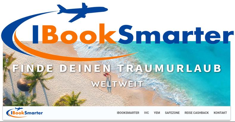 Ibooksmarter - Finde Deinen Traumurlaub, weltweit!