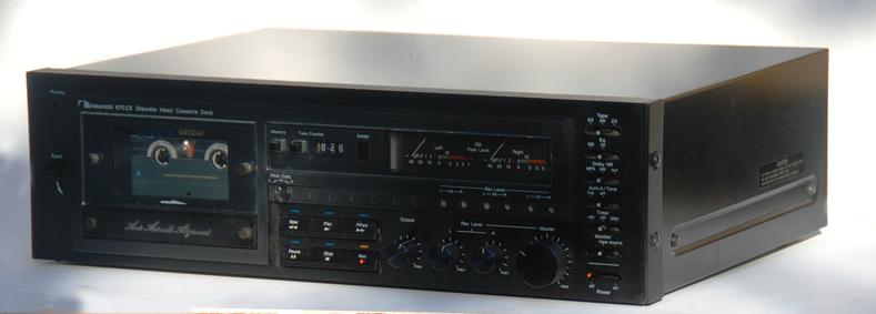 cassettedeck Nakamichi 670ZX
