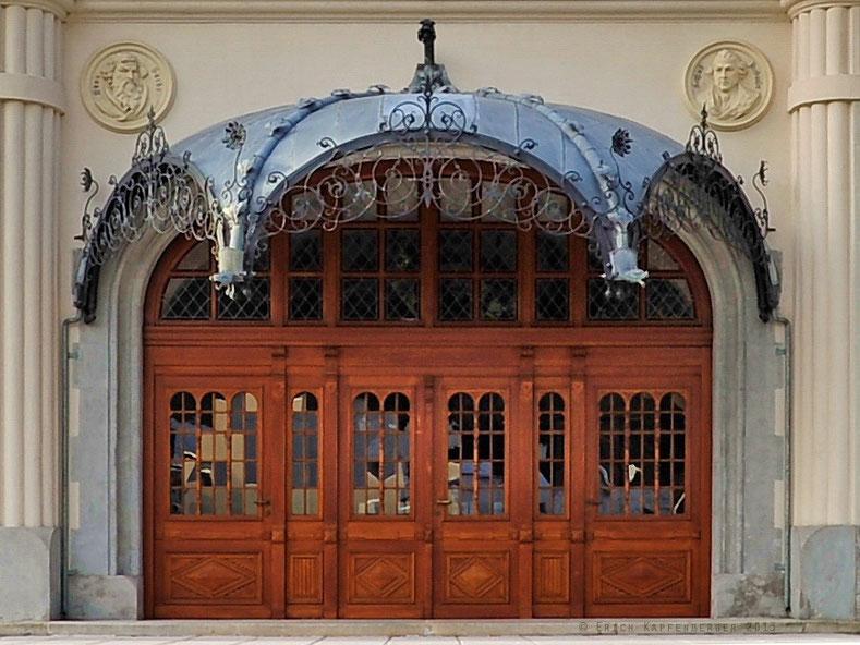 Portal Stadttheater Berndorf