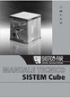 Sistem Air Zentralstaubsauger Bedienungsanleitung Sistem Cube
